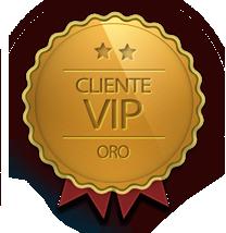 Cliente VIP Oro