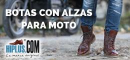 Botas de Moto Alzas