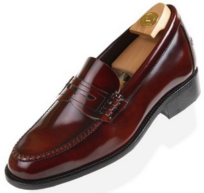 Zapato con Alzas Modelo 7012 B