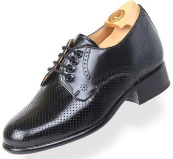 Zapato con Alzas Modelo 7019 NP
