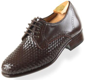 Zapato con Alzas Modelo 7019 M