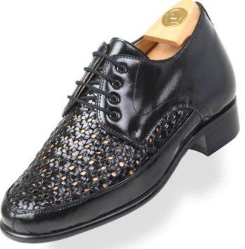 Zapato con Alzas Modelo 8018 N