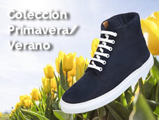 Colección Primavera Verano Calzado Con Alzas