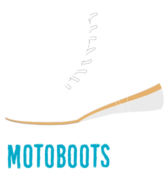 Moto Boots by HiPlus