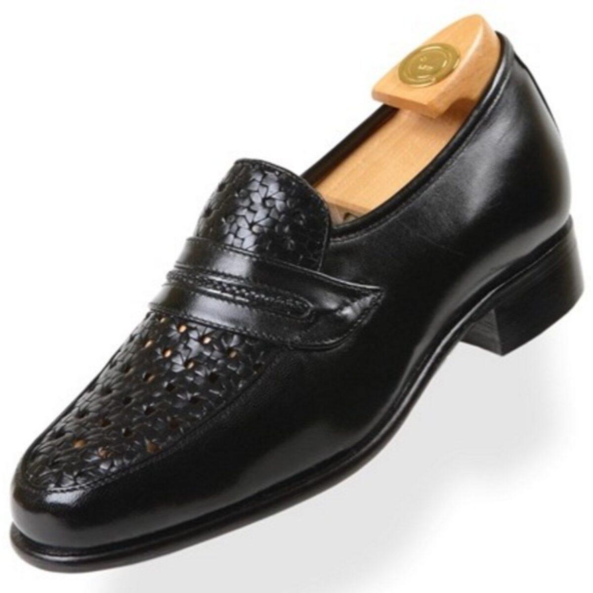 Zapatos con Alzas modelo 2001 NR - HiPlus