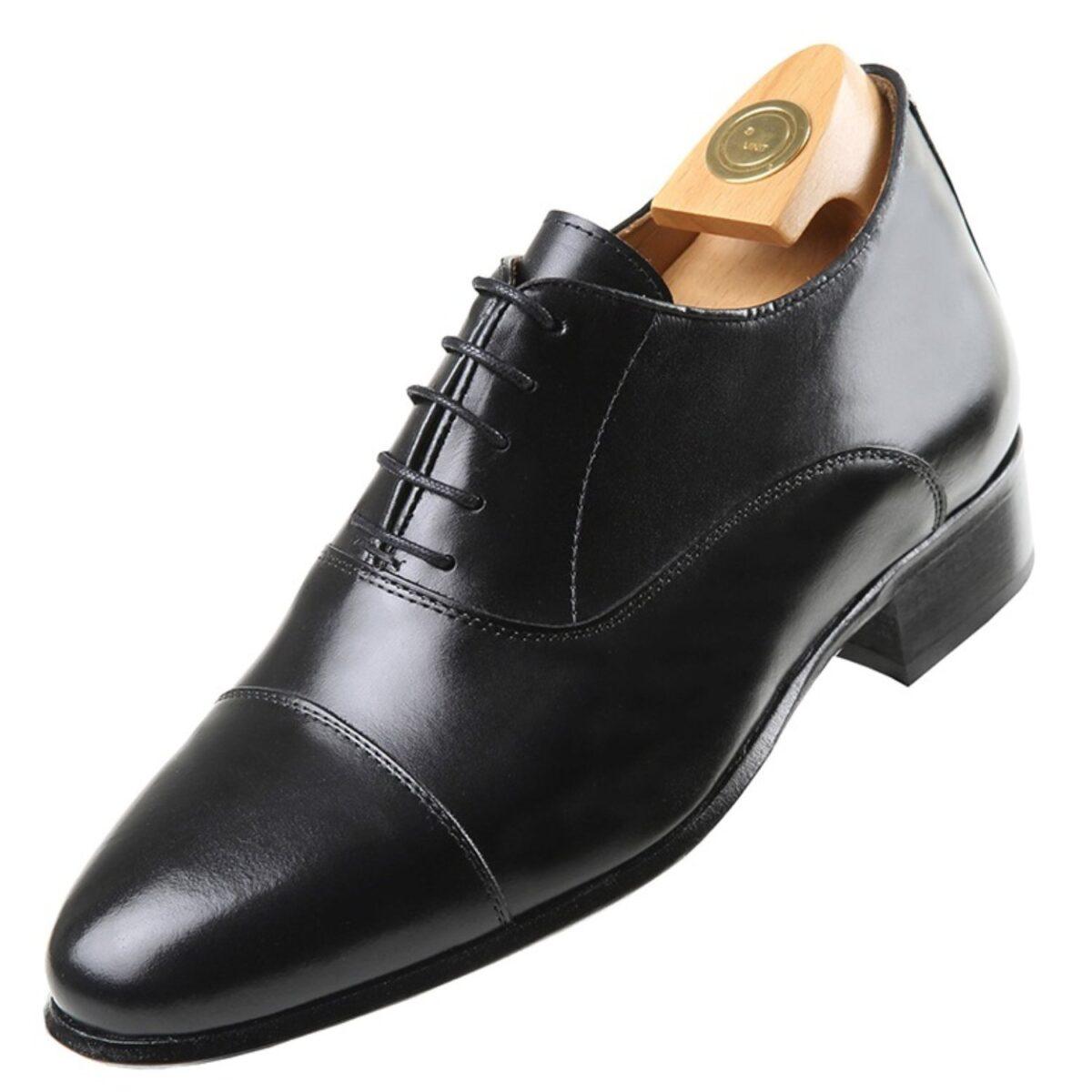 Zapatos con Alzas modelo 8009 N - HiPlus