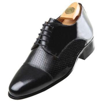 Zapatos con Alzas modelo 3010 NP – HiPlus