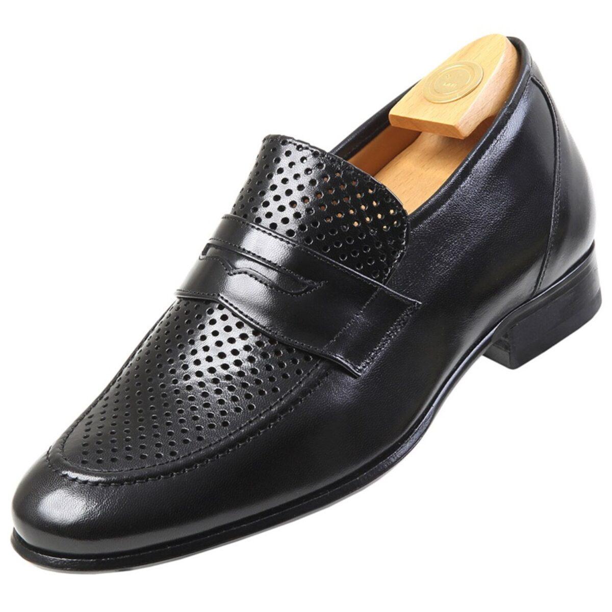 Zapatos con Alzas modelo 3506 NP - HiPlus