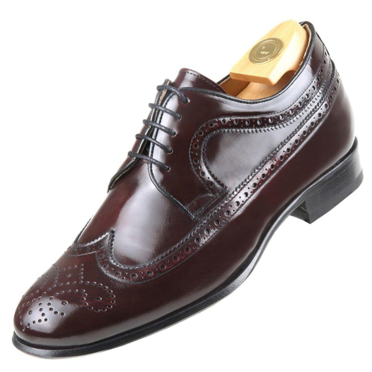 Zapatos con Alzas modelo 3521 B - HiPlus