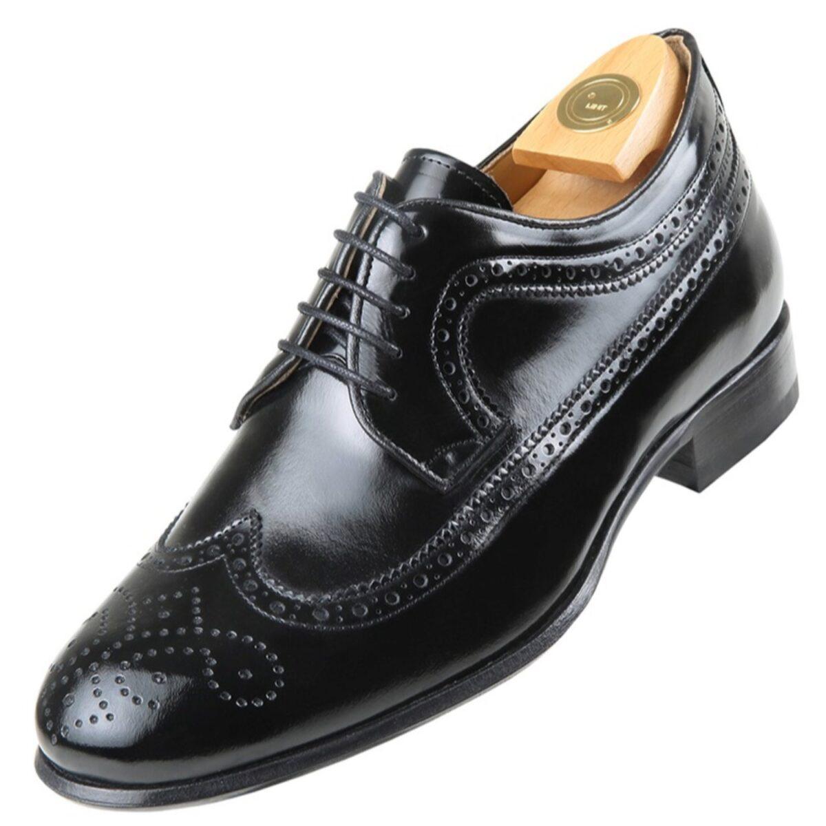 Zapatos con Alzas modelo 3521 N - HiPlus