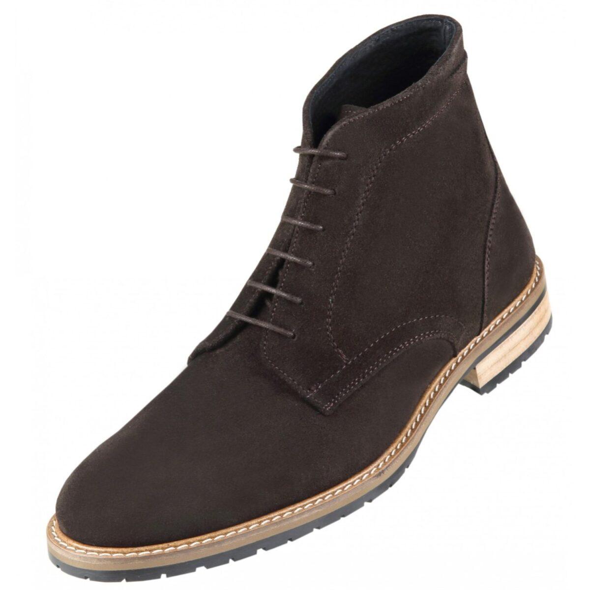 Zapatos con Alzas modelo 7528 S - HiPlus