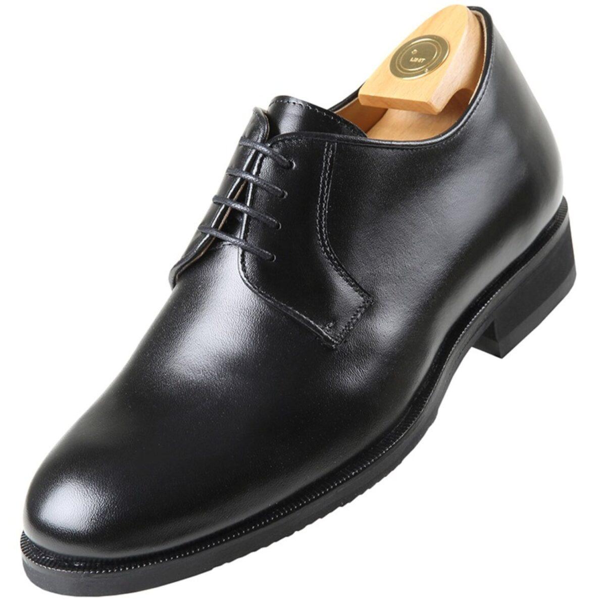 Zapatos con Alzas modelo 7530 NG - HiPlus