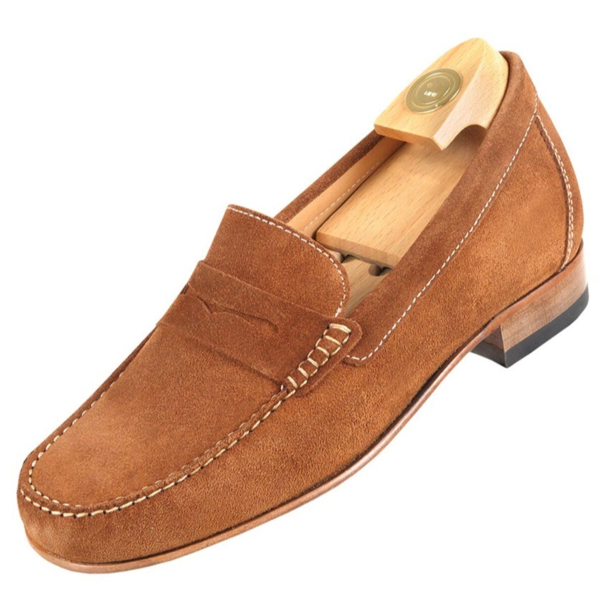 Zapatos con Alzas modelo 5010 M - HiPlus