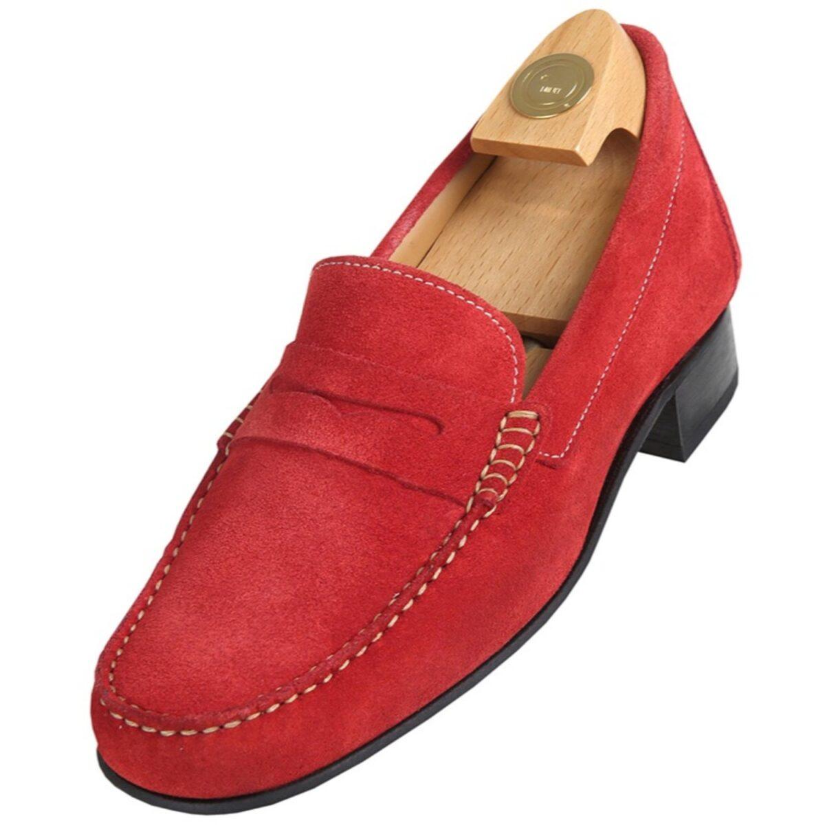 Zapatos con Alzas modelo 5010 R - HiPlus