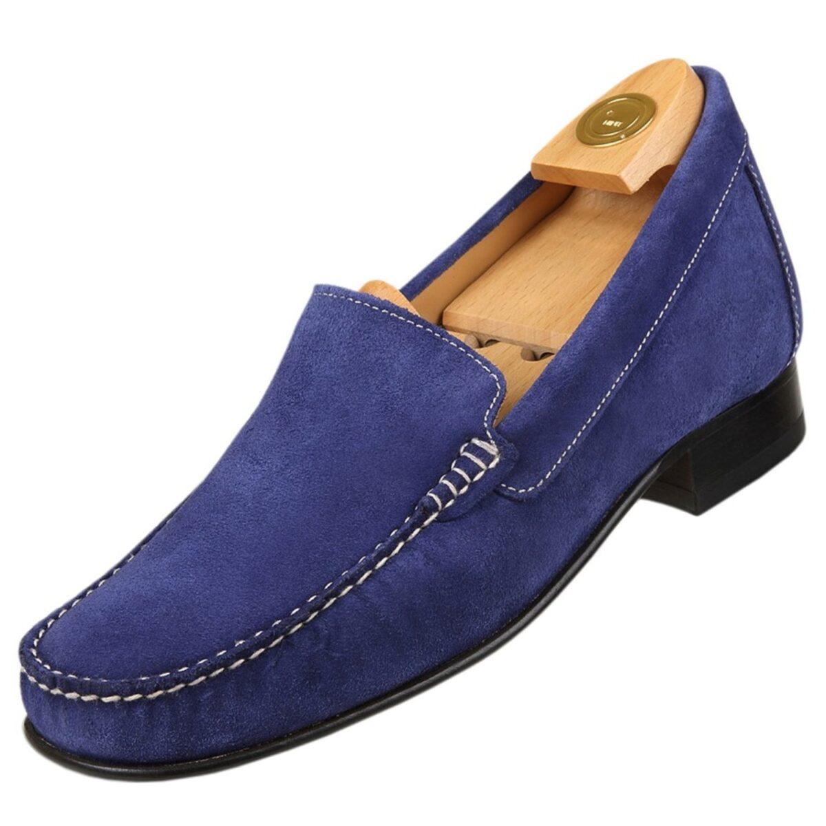 Zapatos con Alzas modelo 5014 Az - HiPlus
