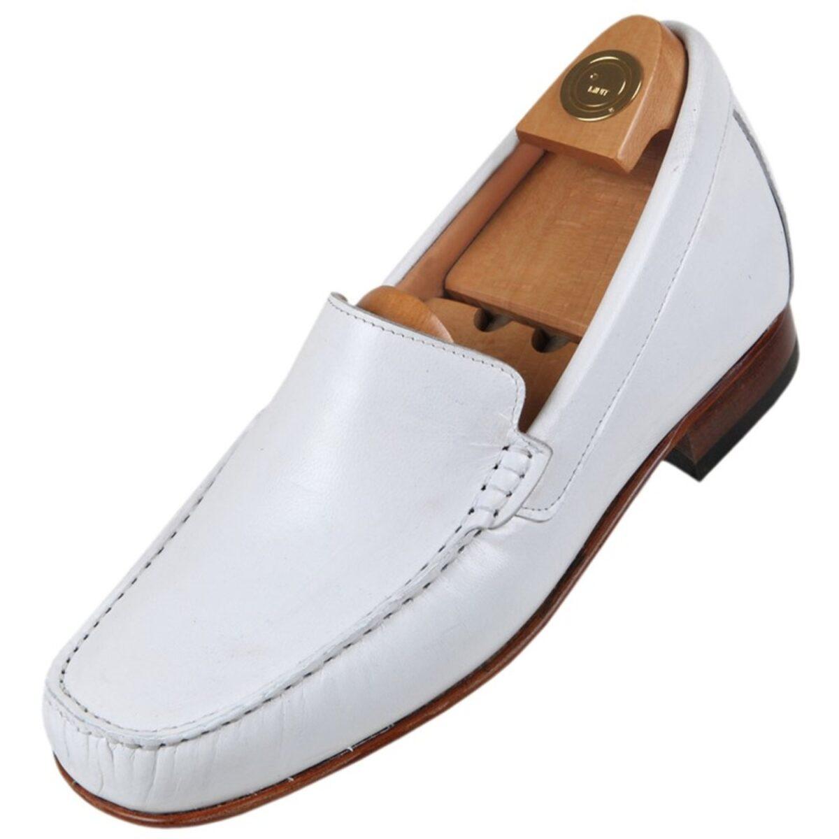 Zapatos con Alzas modelo 5014 BL - HiPlus
