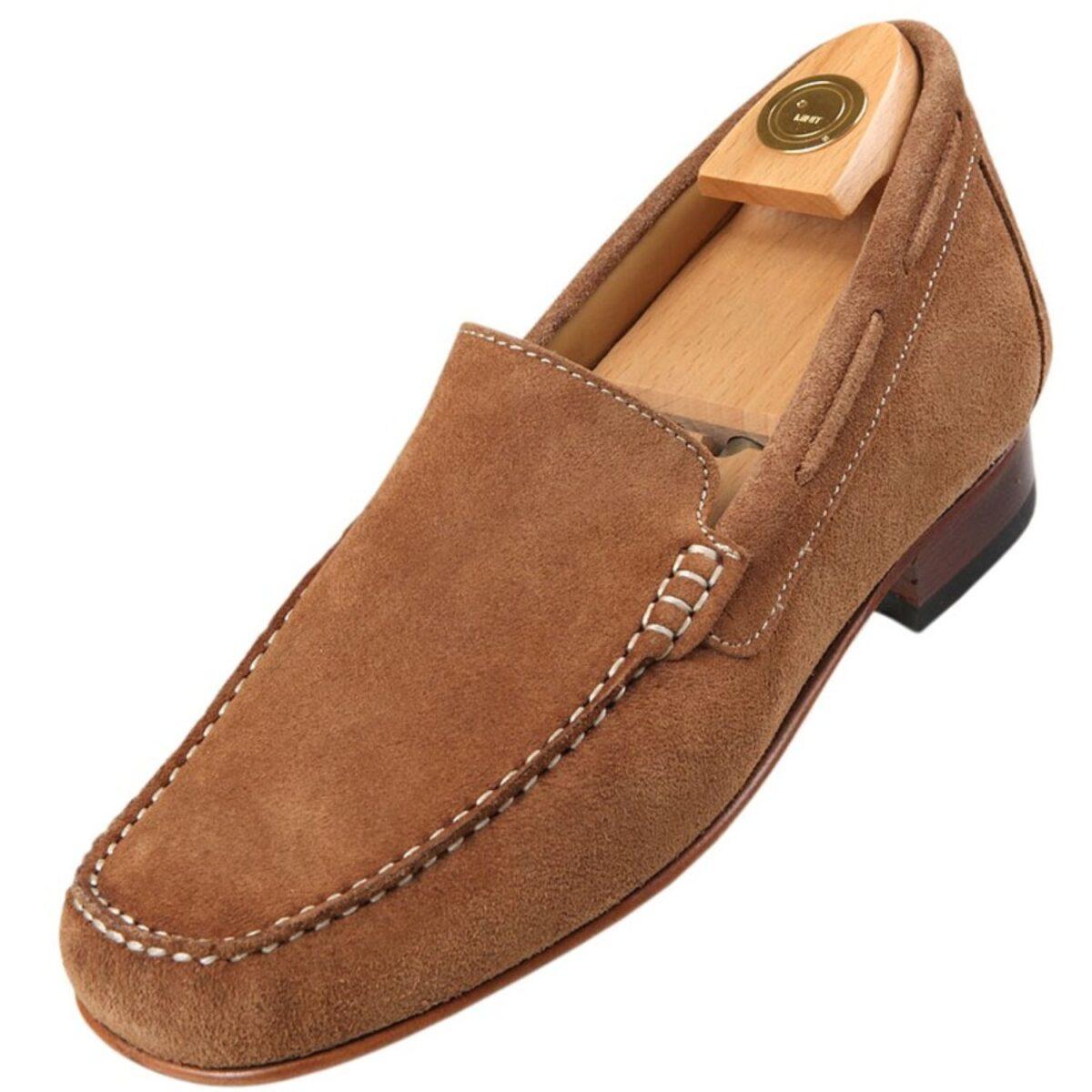 Zapatos con Alzas modelo 5014 MS - HiPlus