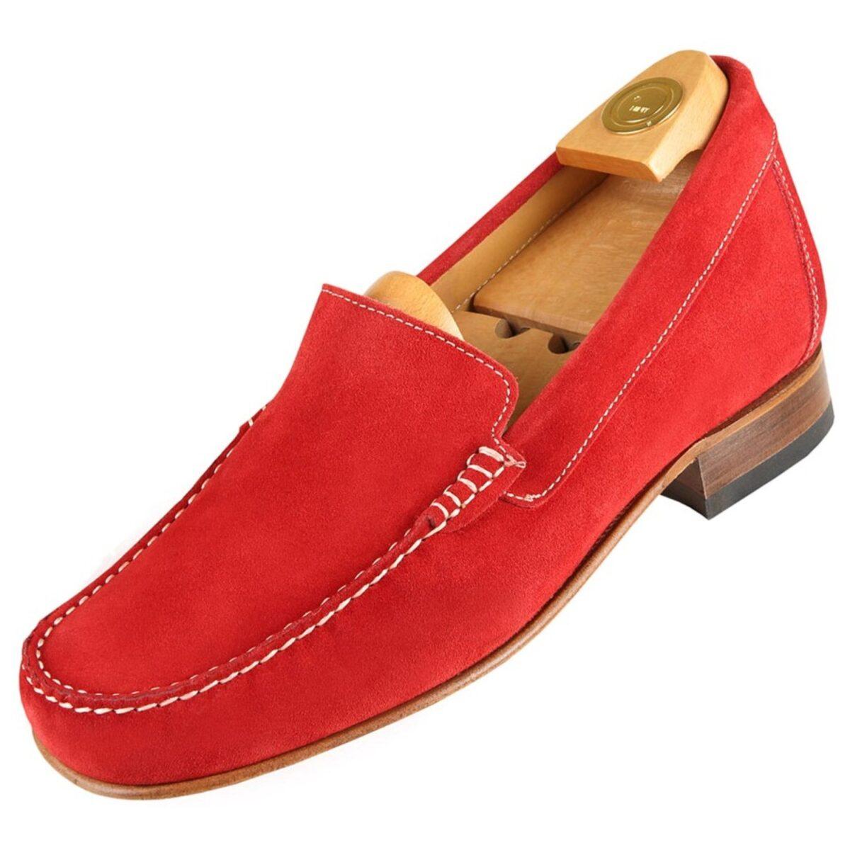 Zapatos con Alzas modelo 5014 R - HiPlus