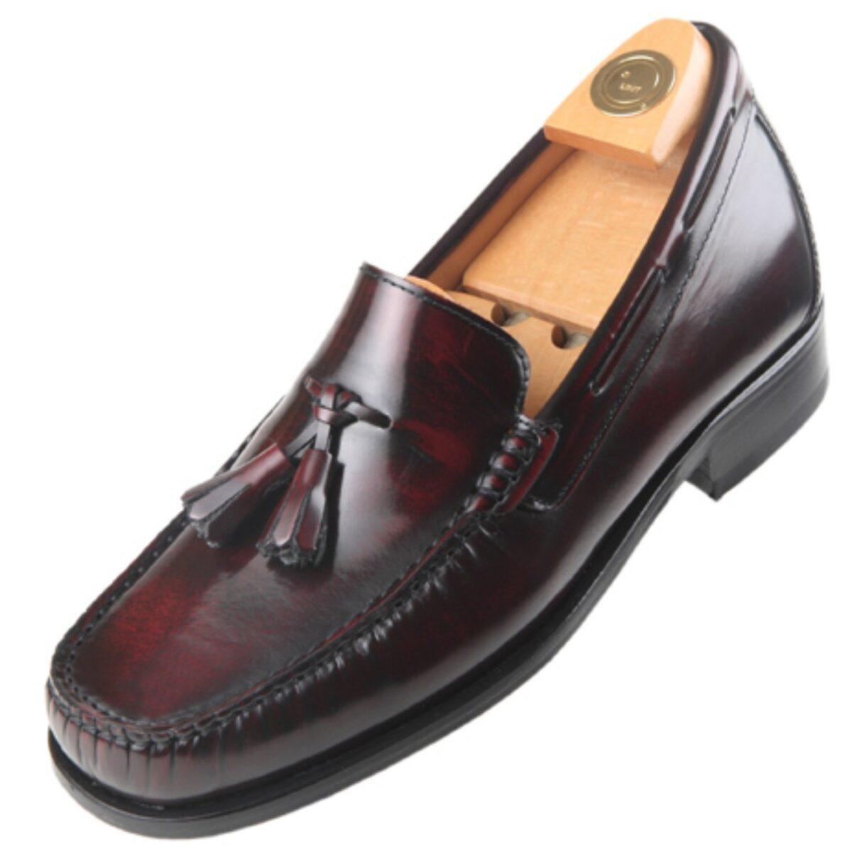 Zapatos con Alzas modelo 5016 B - HiPlus