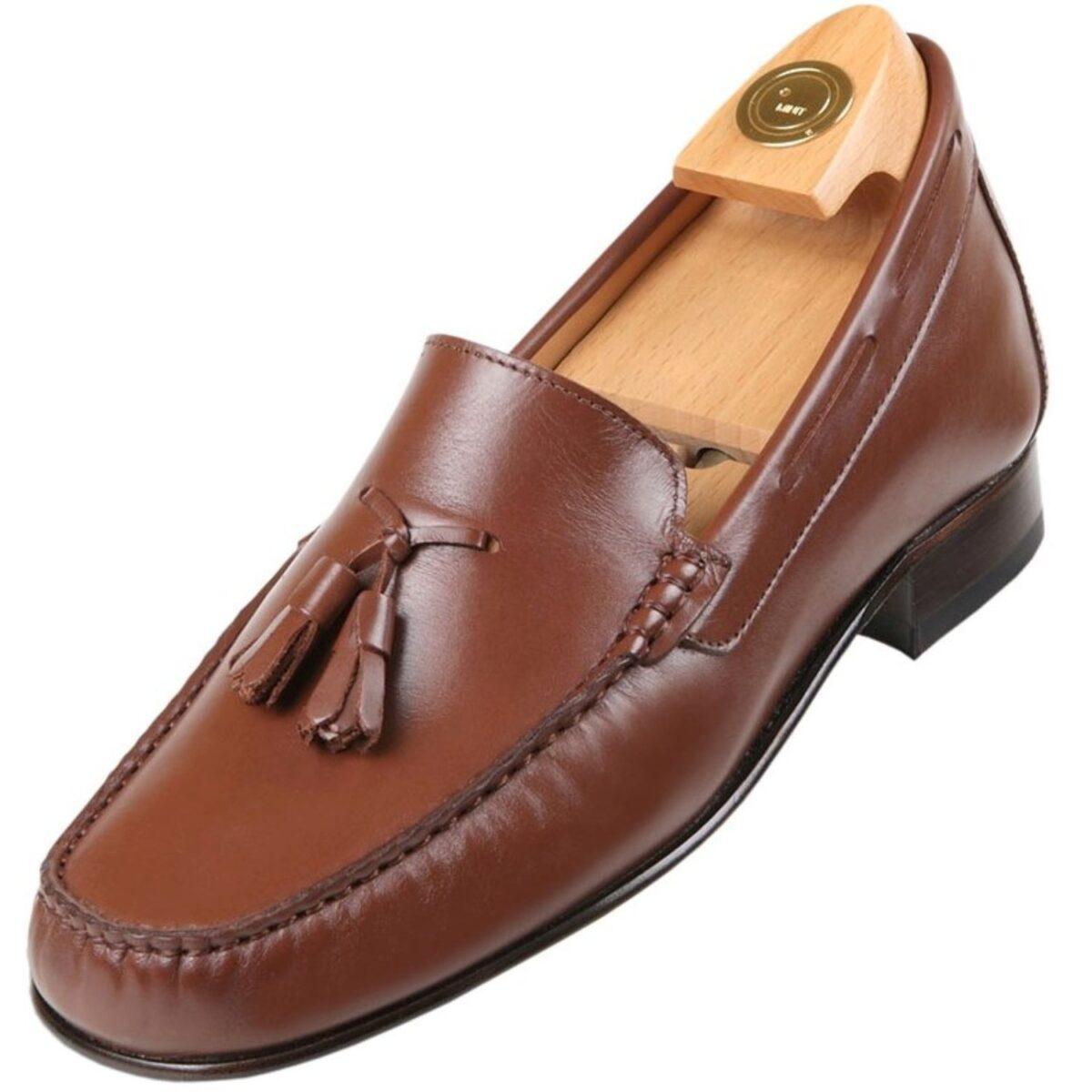 Zapatos con Alzas modelo 5016 M - HiPlus