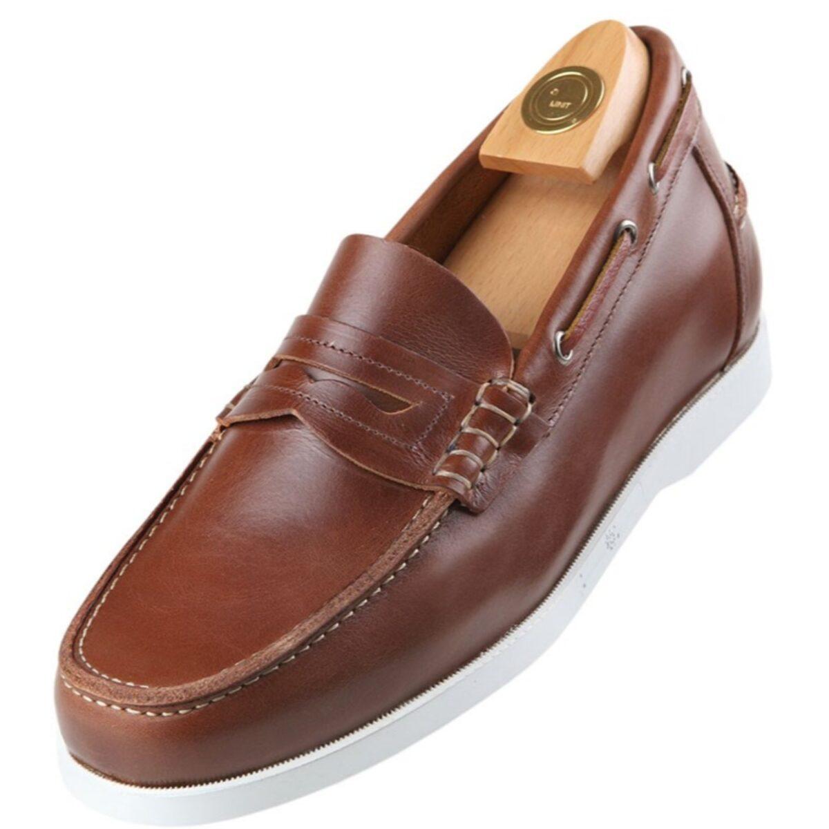 Zapatos con Alzas modelo 6011 M - HiPlus