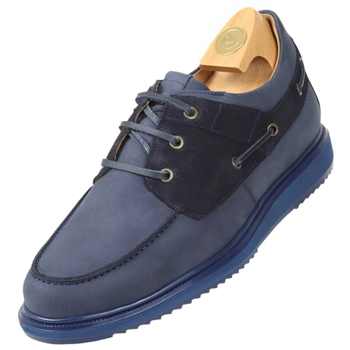 Zapatos con Alzas modelo 6015 AM - HiPlus