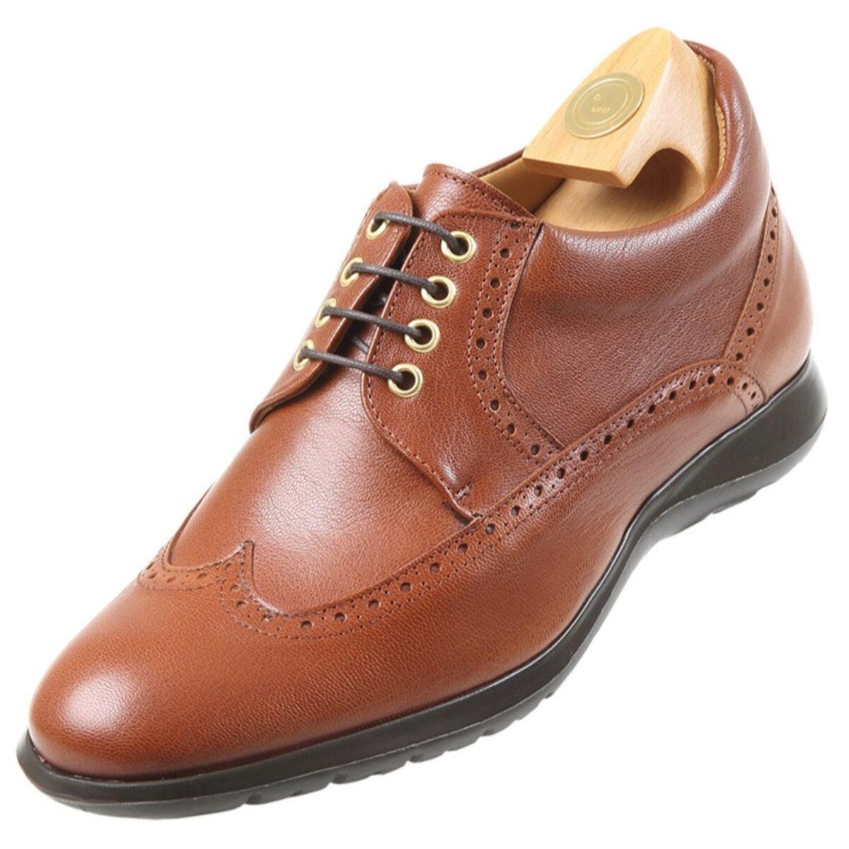 Zapatos con Alzas modelo 6027 Mc - HiPlus