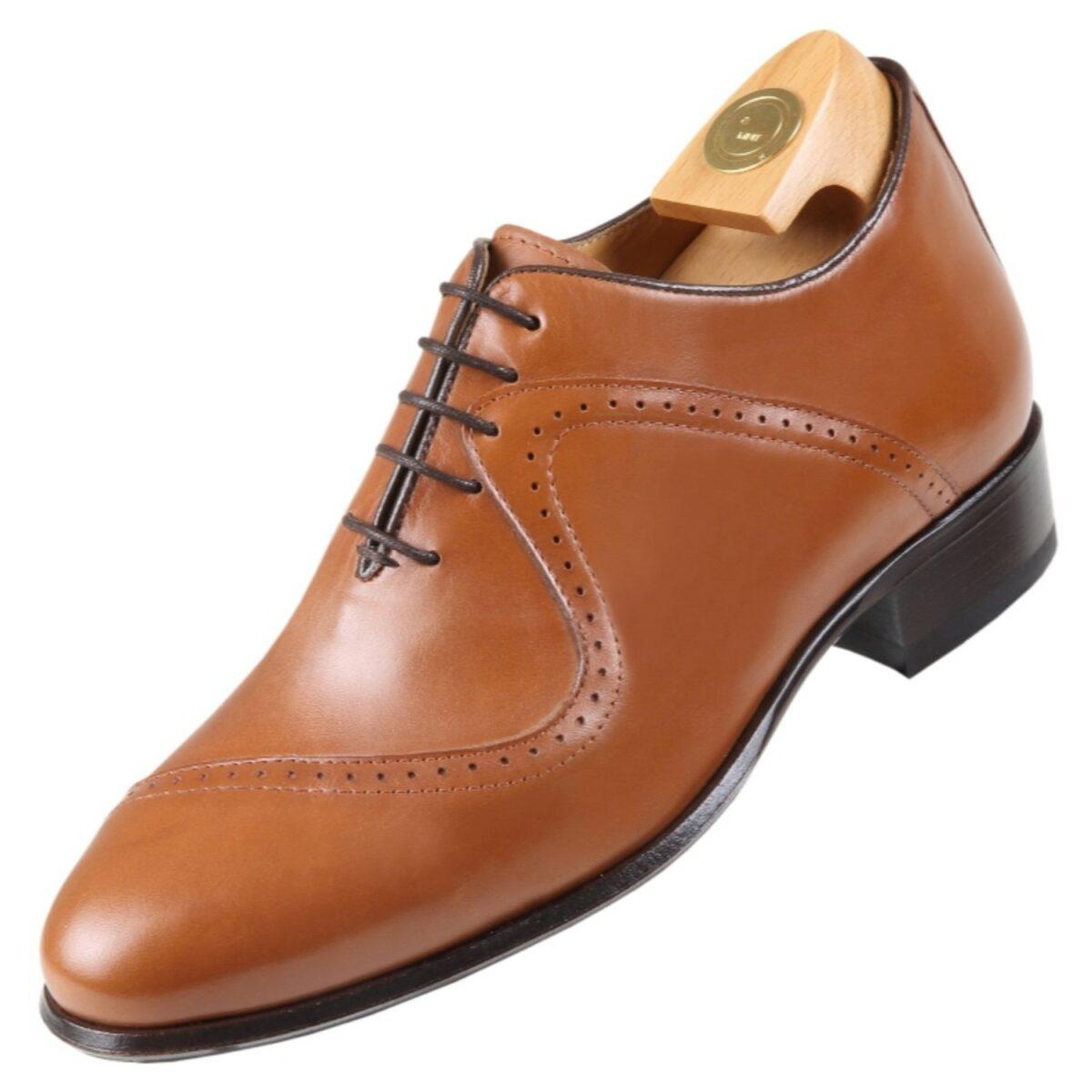 Zapatos con Alzas modelo 7009 M - HiPlus