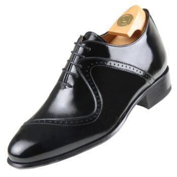 Zapatos con Alzas modelo 7009 N - HiPlus