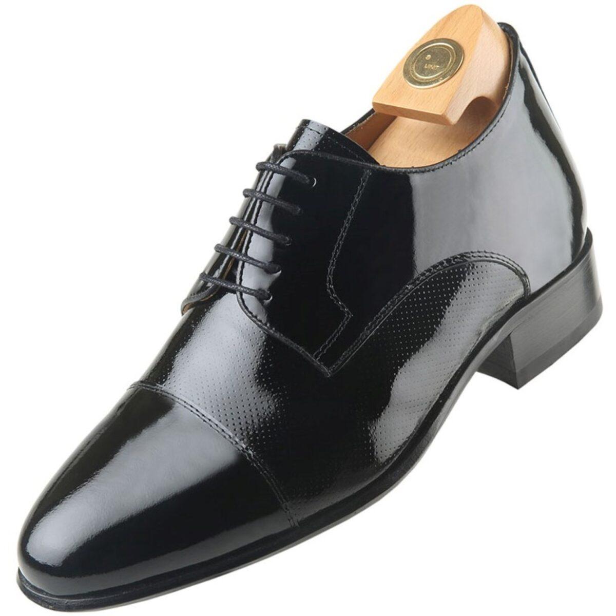 Zapatos con Alzas modelo 7010 CH - HiPlus