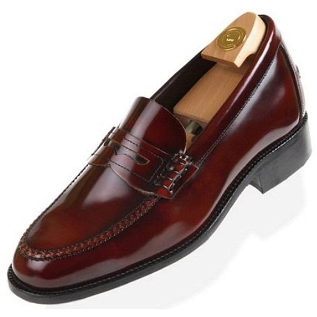 Zapatos con Alzas modelo 7012 B - HiPlus