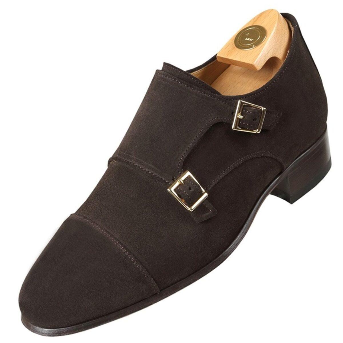 Zapatos con Alzas modelo 7017 A - HiPlus