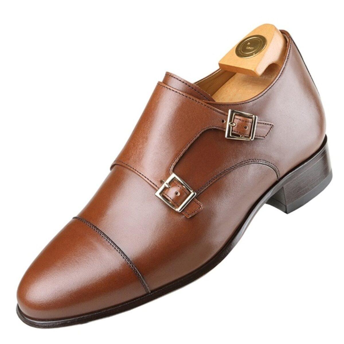 Zapatos con Alzas modelo 7017 M - HiPlus