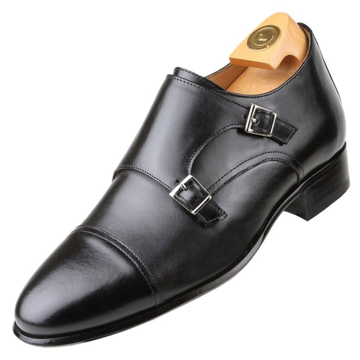 Zapatos con Alzas modelo 7017 N - HiPlus