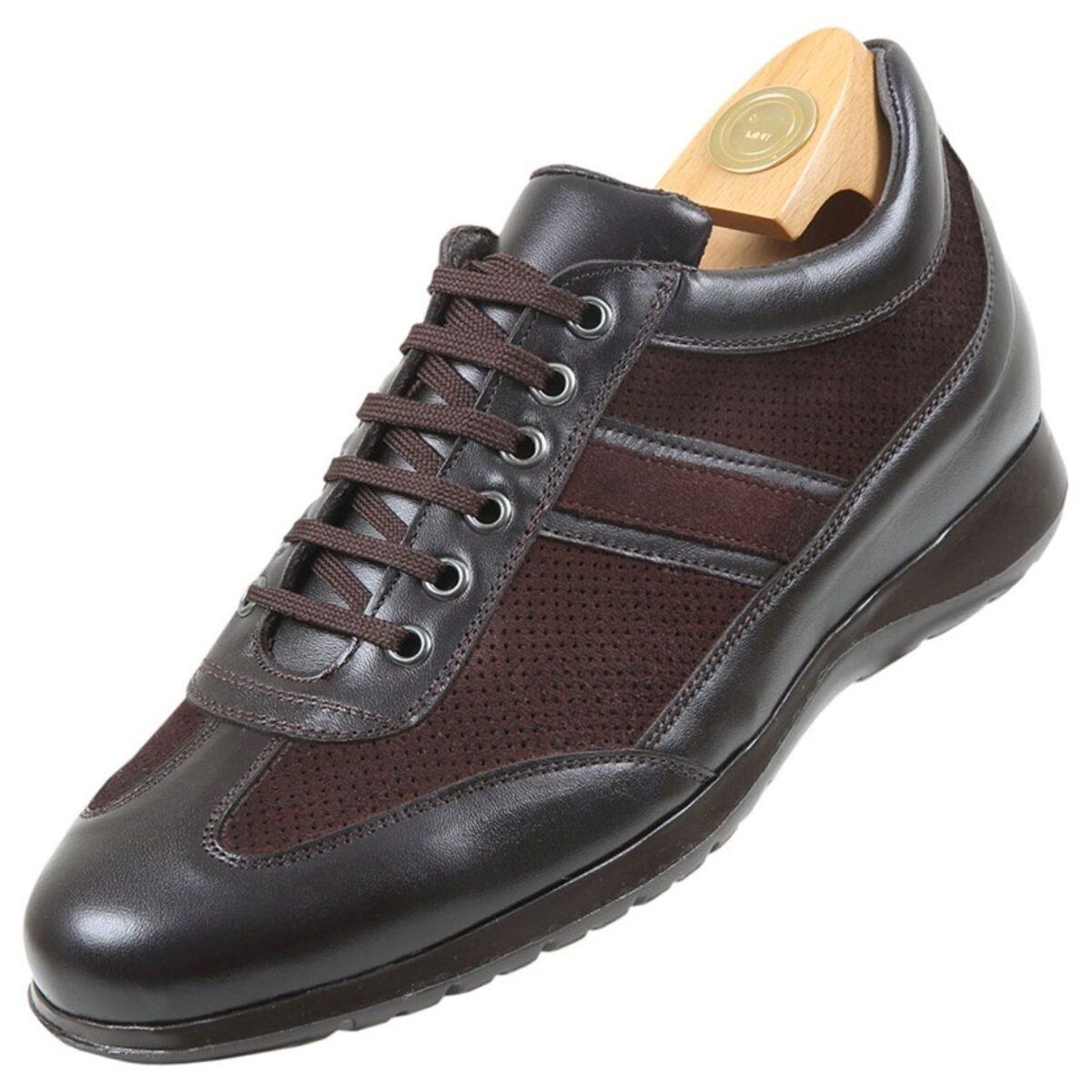 Zapatos con Alzas modelo 7031 MG - HiPlus
