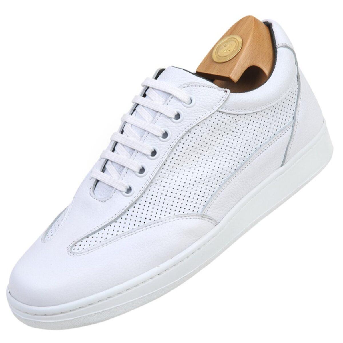 Zapatos con Alzas modelo 7032 BL - HiPlus