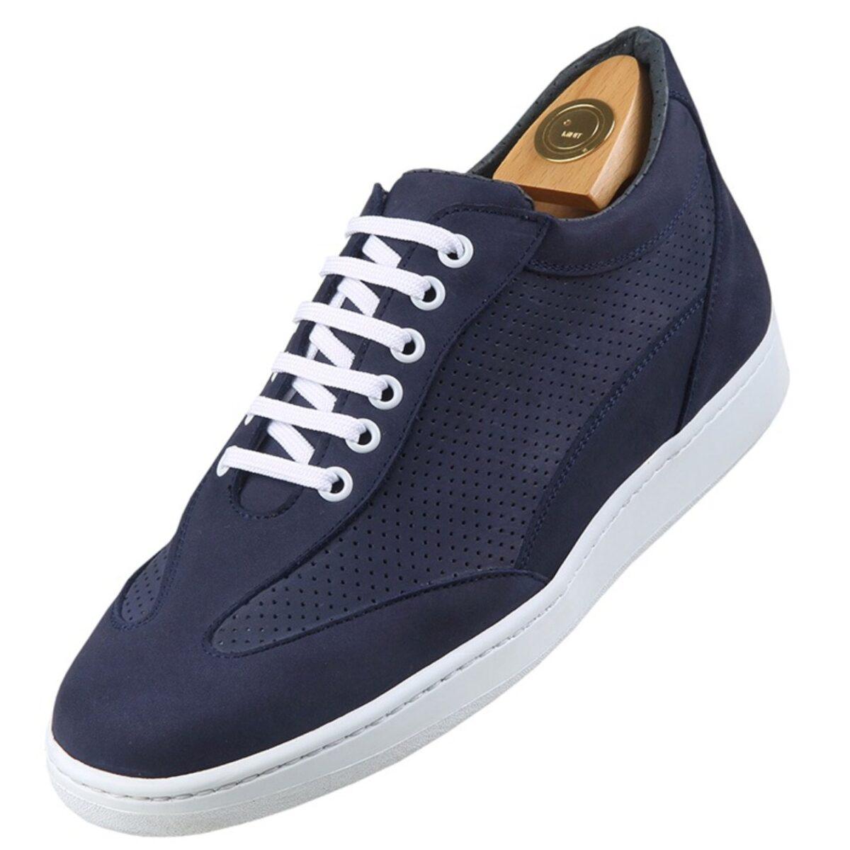 Zapatos con Alzas modelo 7032 AM - HiPlus