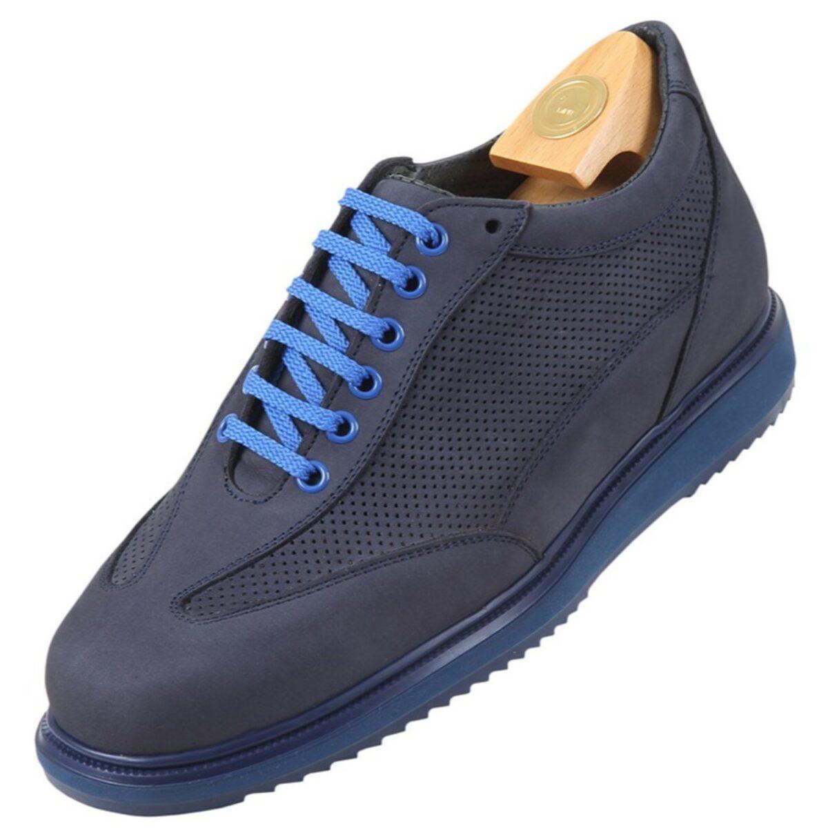 Zapatos con Alzas modelo 7032 AMc - HiPlus