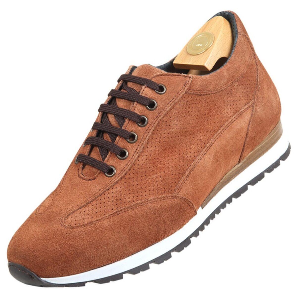 Zapatos con Alzas modelo 7032 Ms - HiPlus