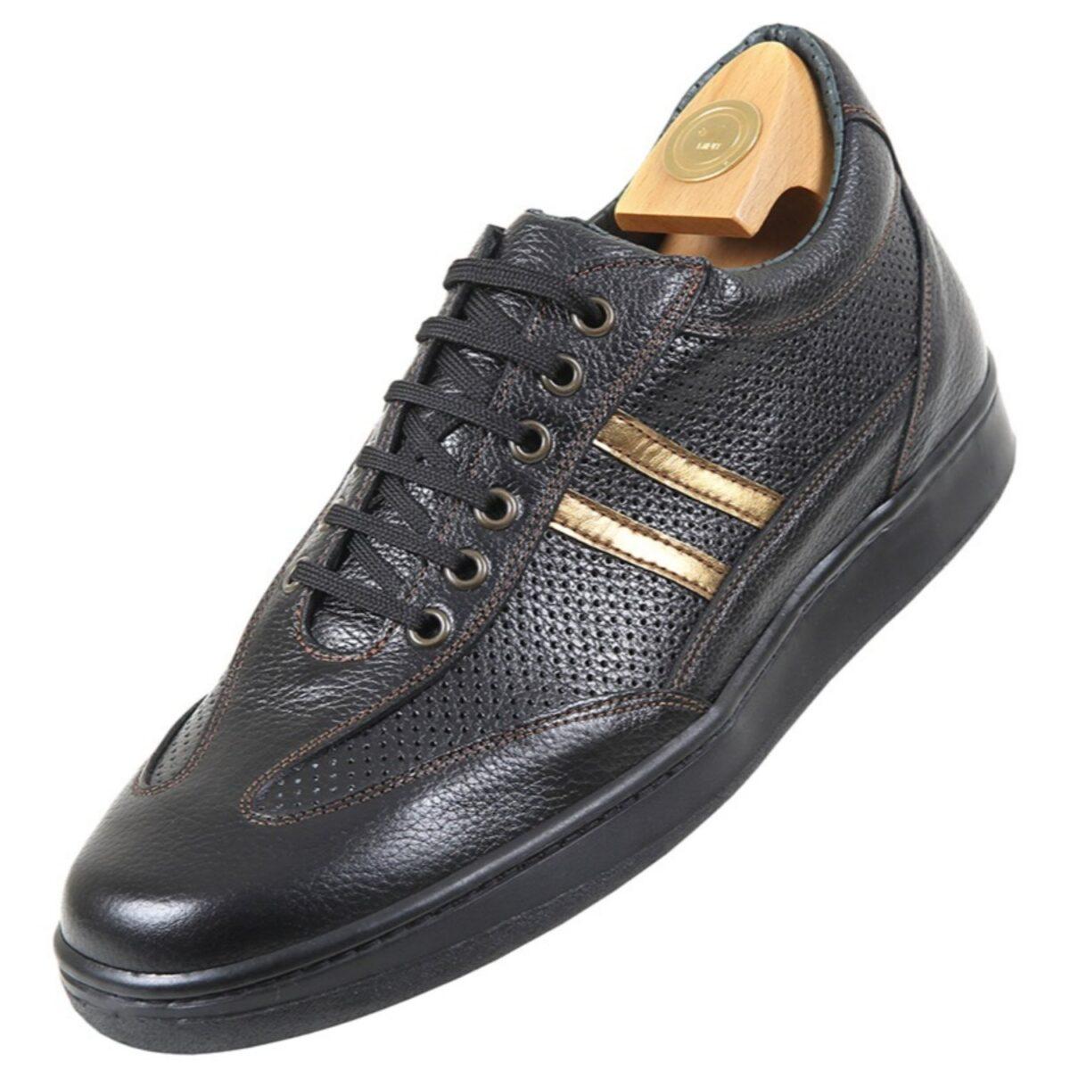Zapatos con Alzas modelo 7032 N - HiPlus
