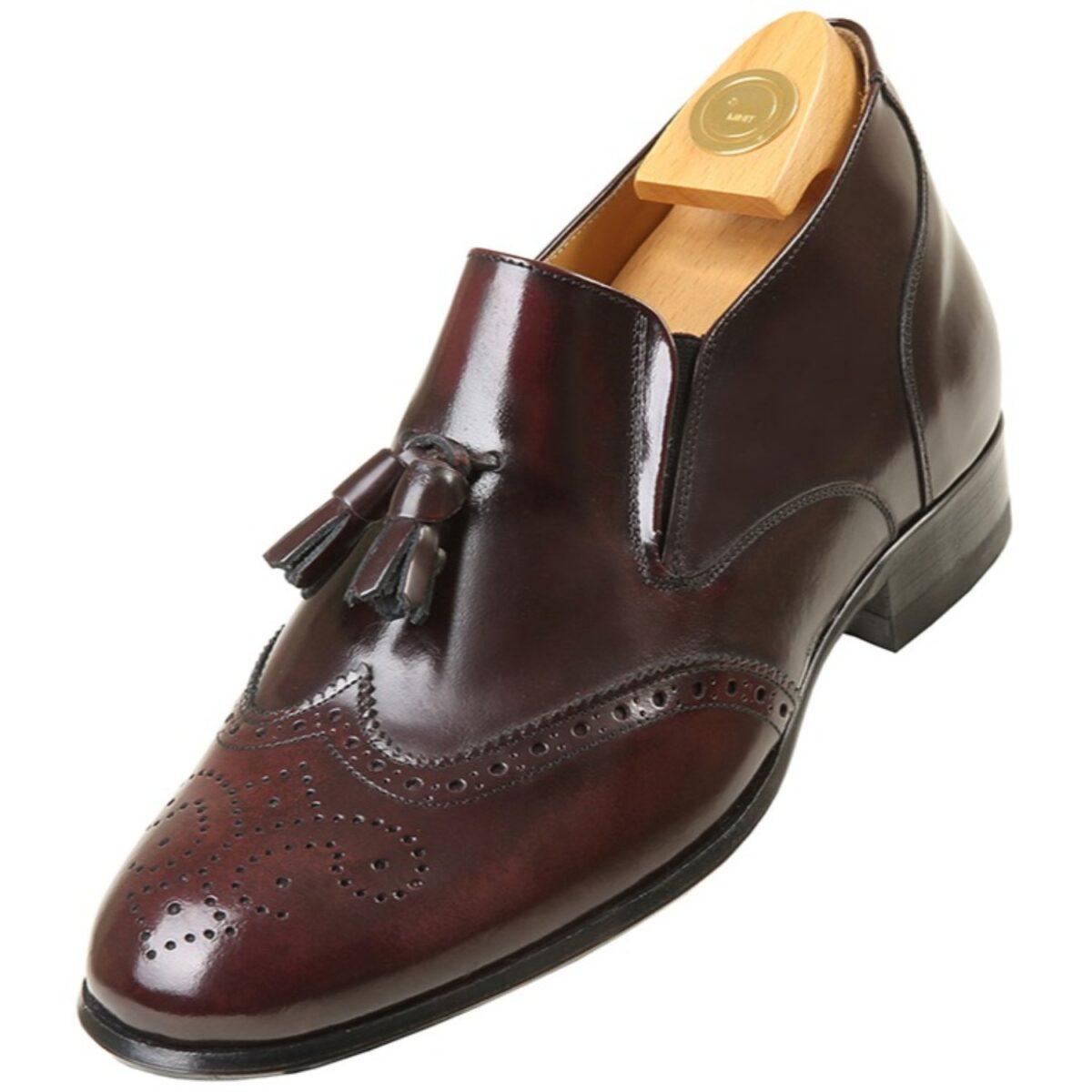 Zapatos con Alzas modelo 7508 B - HiPlus