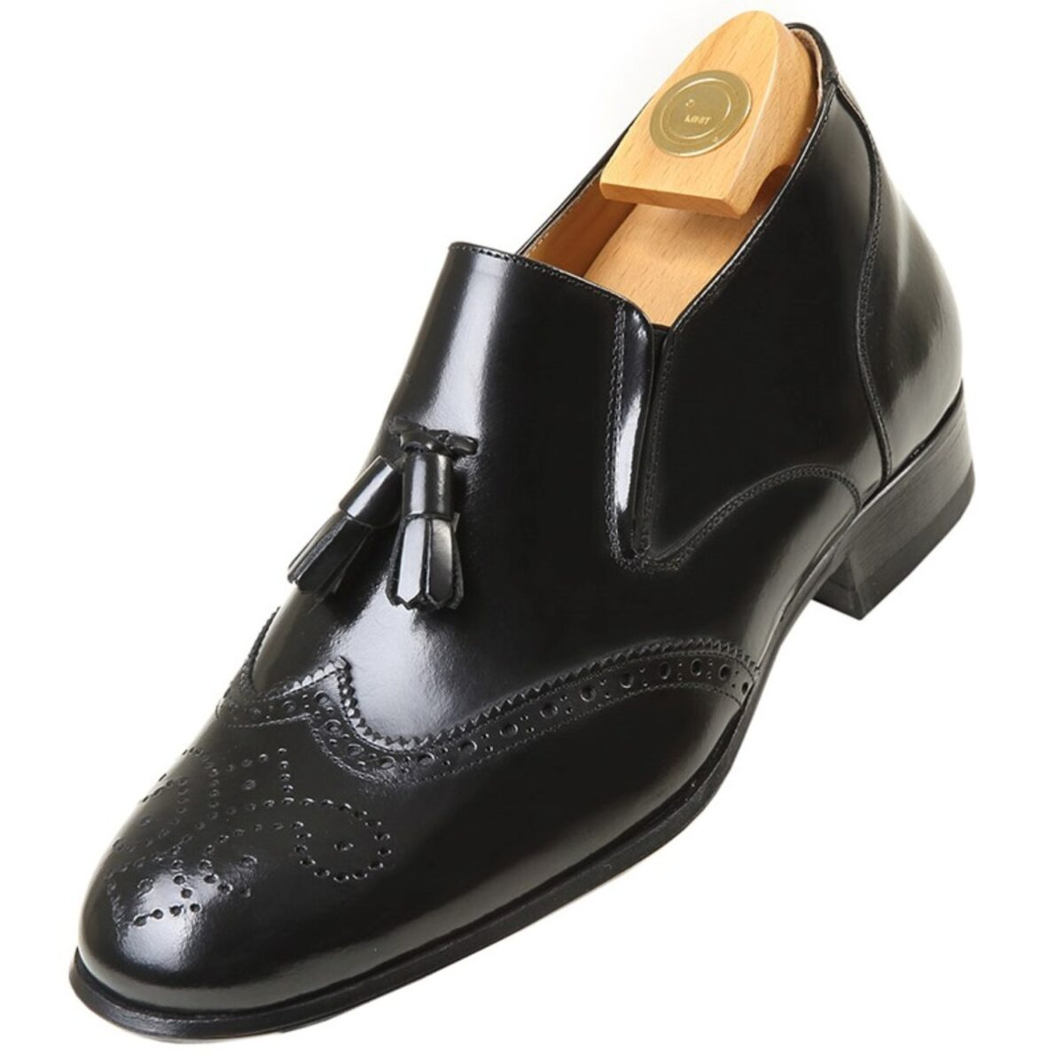 Zapatos con Alzas modelo 7508 N - HiPlus