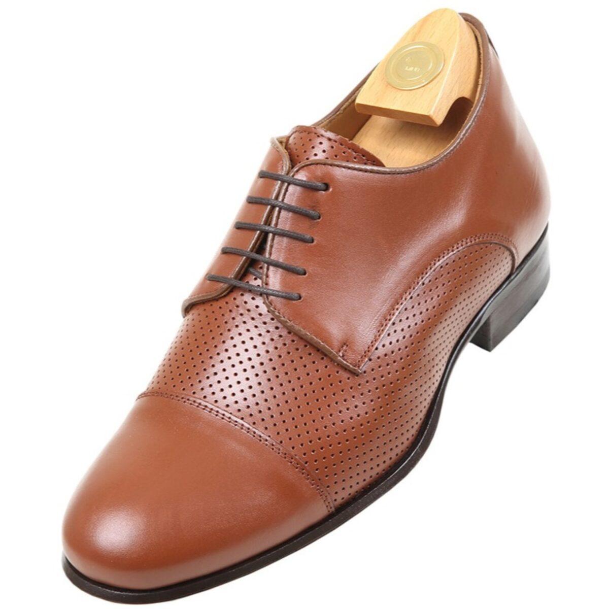Zapatos con Alzas modelo 7510 MP - HiPlus
