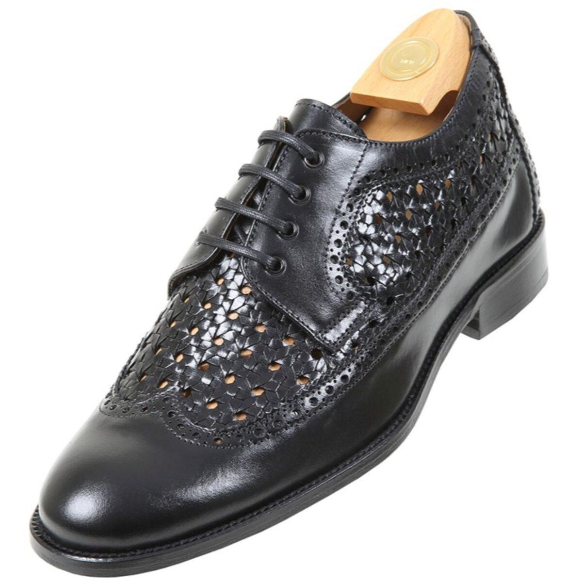 Zapatos con Alzas modelo 7512 N - HiPlus