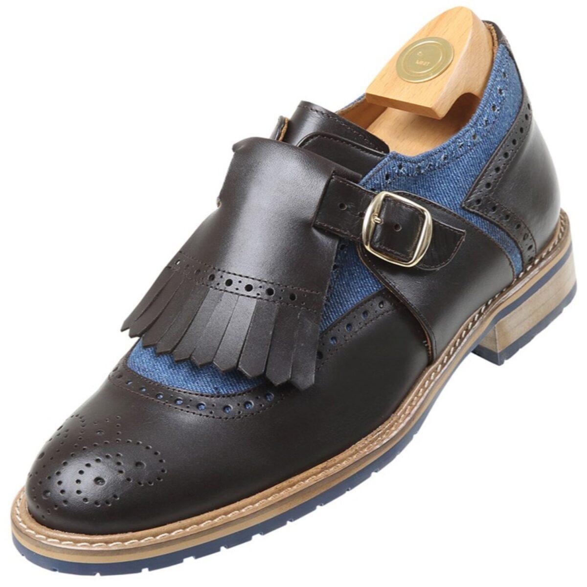 Zapatos con Alzas modelo 7516 Mv - HiPlus