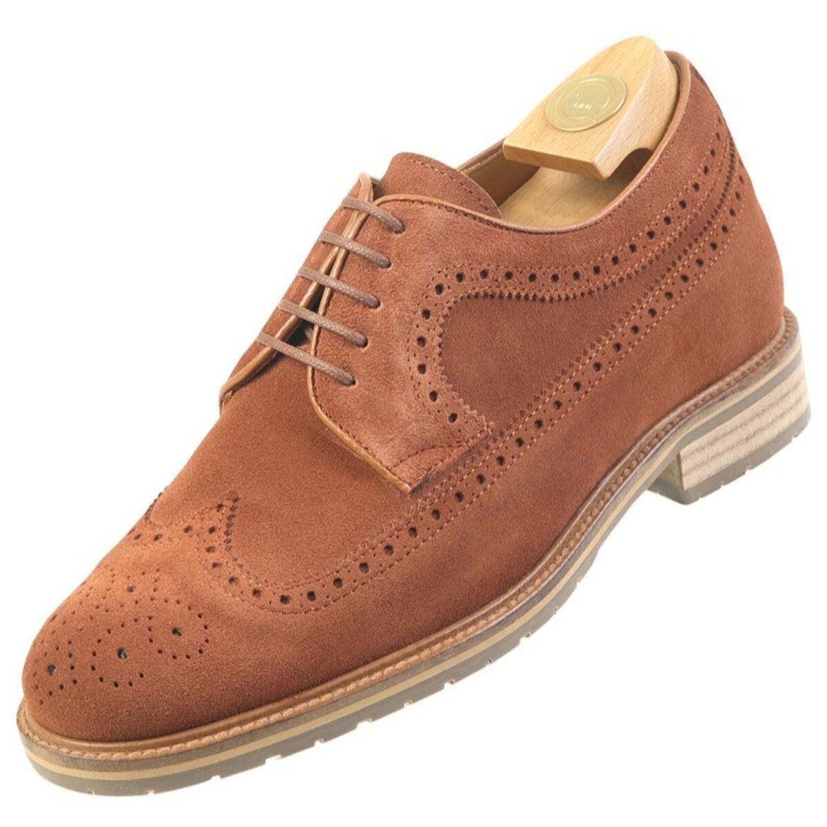 Zapatos con Alzas modelo 7521 M - HiPlus