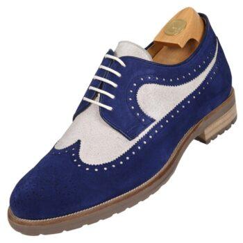 Zapatos con Alzas modelo 7521 Az – HiPlus