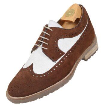 Zapatos con Alzas modelo 7521 S - HiPlus