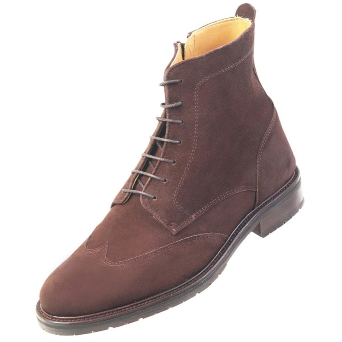 Zapatos con Alzas modelo 7527 MA - HiPlus