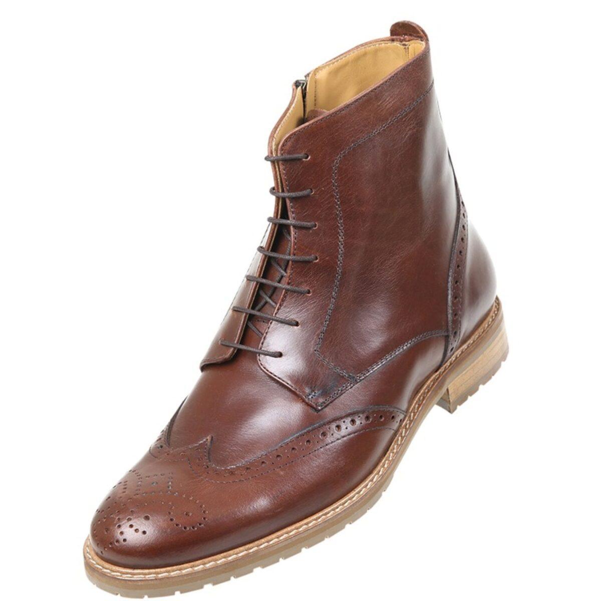 Zapatos con Alzas modelo 7527 M - HiPlus